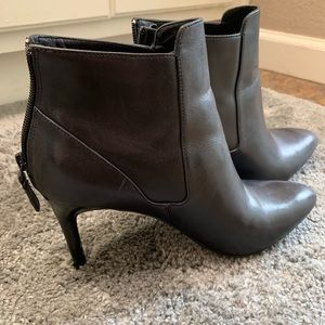Cole Haan Leather Narelle Booties